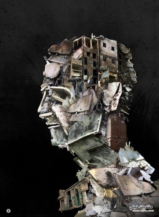 الصورة الاغرب لبشار الاسد بشار