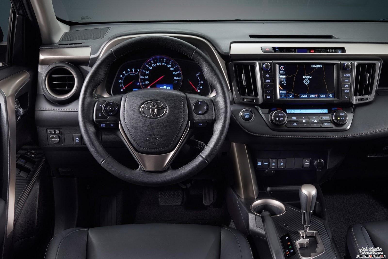 ������ 2013 Toyota Four 2014