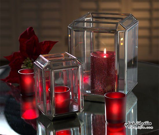 اجمل الشموع للتصميم 2014 تصاميم