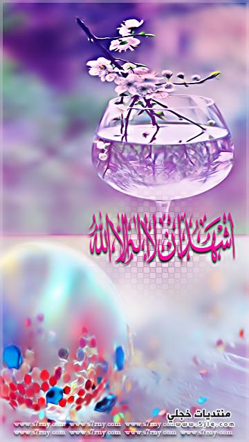احدث خلفيات رمضاني جالكسي 2013
