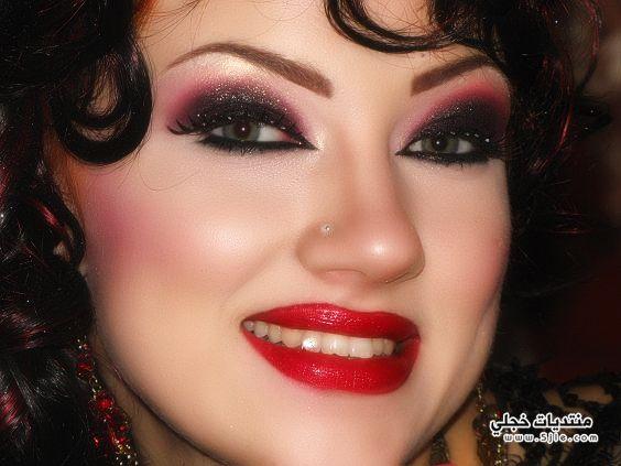 مكياج خبيرة التجميل سارة العلي