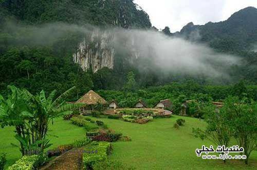 محمية خوسوك بتايلاند 2013- اجدد