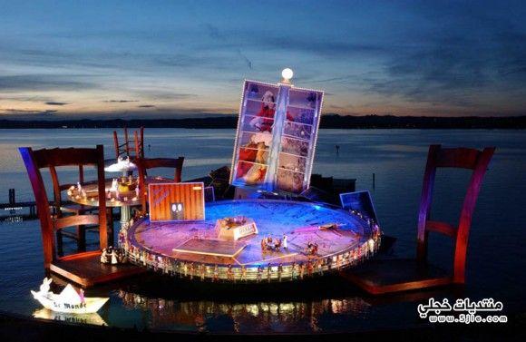 مسرح الاوبرا النمسا 2014 السياحة