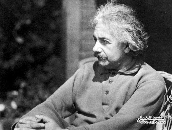 نصائح البرت اينشتاين للنجاح رائعة