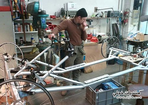 دراجة هوائية تشبه الفيراري 2013