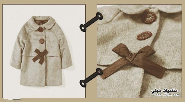 احدث ملابس شتوى للاطفال 2013