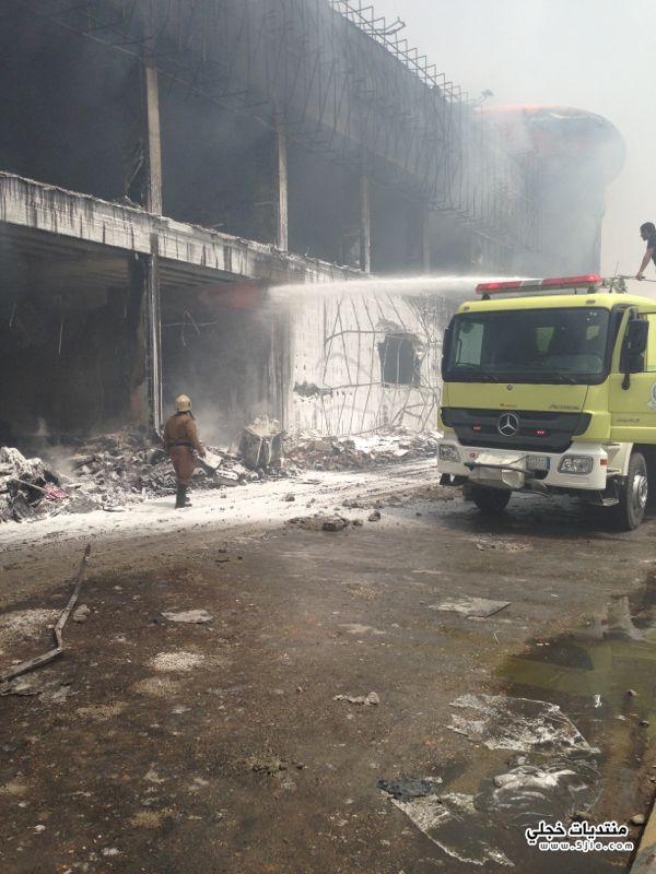حريق الهرم بلازا 2013 حريق