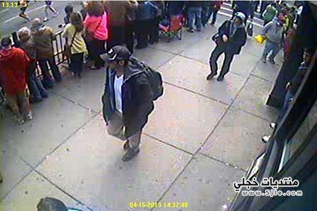 للمشتبه بهما بتفجيرات بوسطن المشتبه