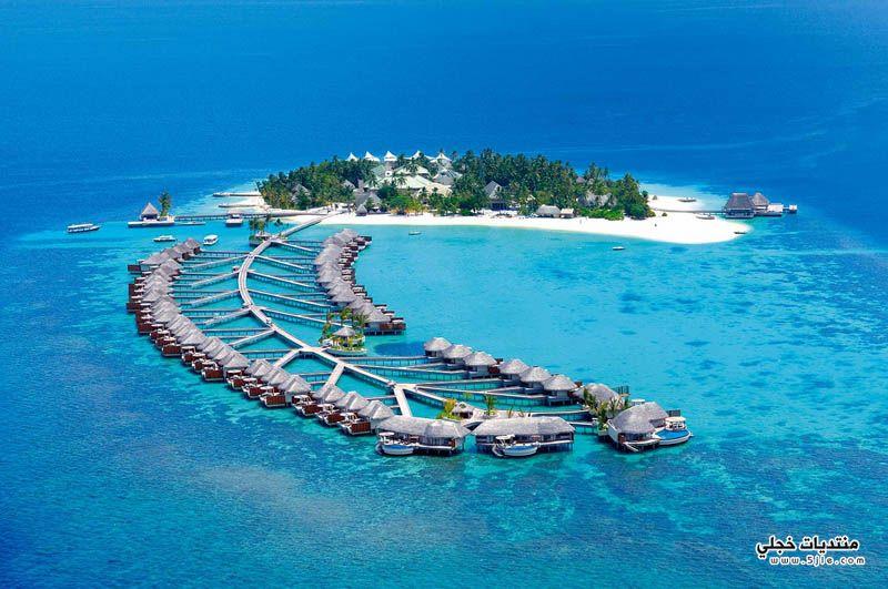 المالديف 2014 طبيعة تقاوم ومناظر