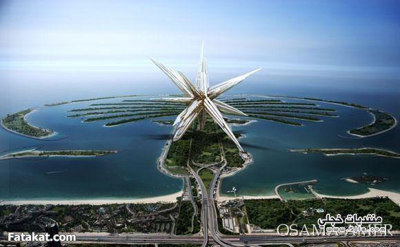 المدينة الطائرة عجائب العمارة الصينية
