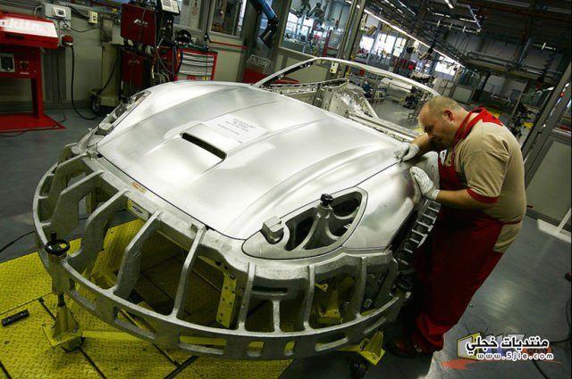 اجدد زياره لمصنع سيارات فيراري