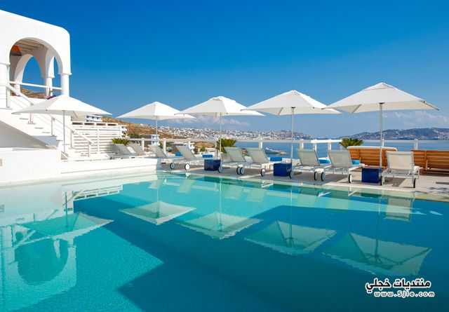 جزيرة ميكونوس اليونان 2014 احلى