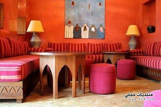 احدث اثاث مغربي جميل 2015