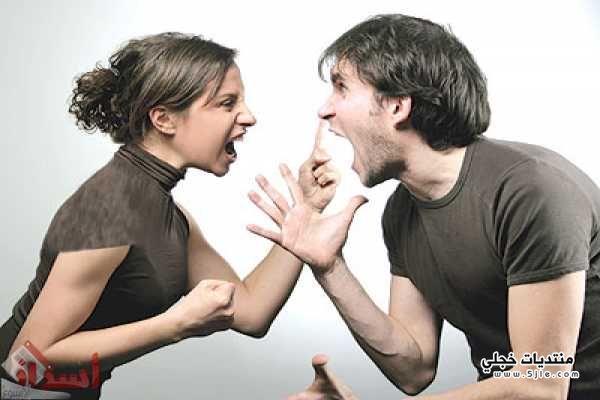 الخلافات الزوجية 2013 انواع الشخصيات