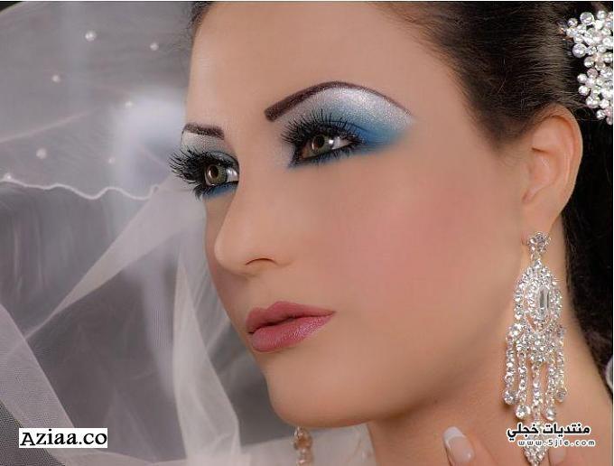 مكياج زواج 2013 مكياج زواج
