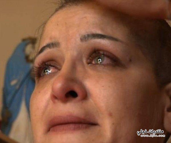 سوزان سكاف شعرها 2014 بكاء