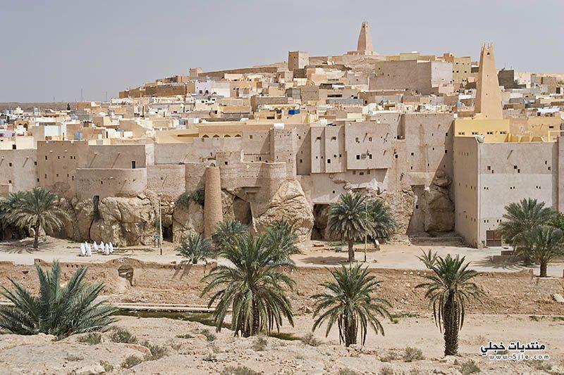 السياحة مدينة غرداية بالجزائر2013 سياحية