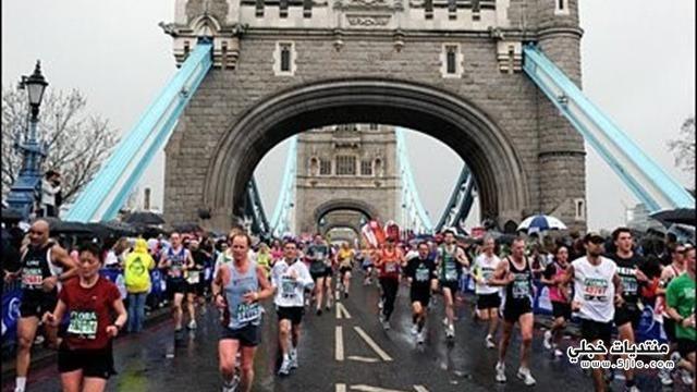 ماراثون لندن 2013 London Marathon