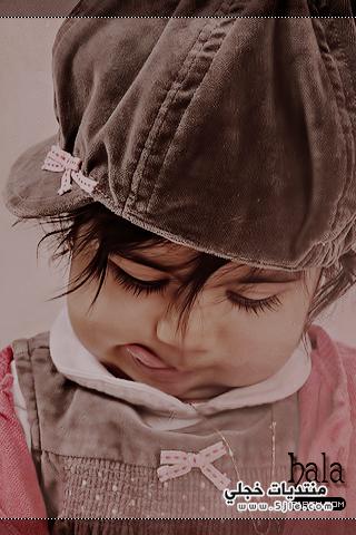 اقوى رمزيات اطفال للايفون 2013