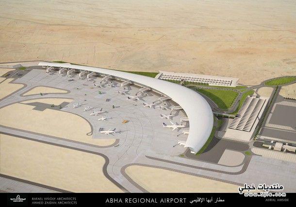 مطار ابها الجديد مطار ابها