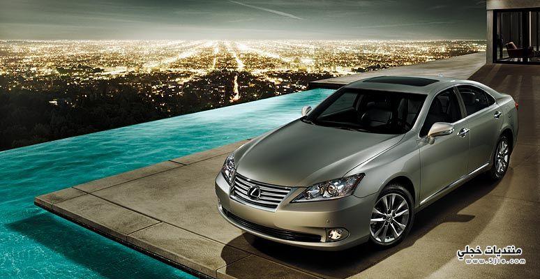 سيارت لكزس الجديده 2013 الجيل