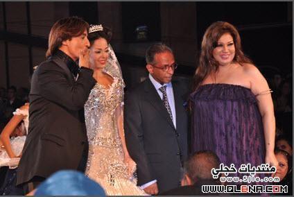 زفاف داليا البحيرى 2013 Dalia
