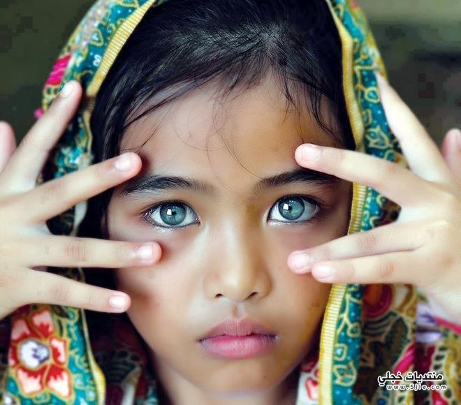 اجمل عيون العالم هندية صاحبة
