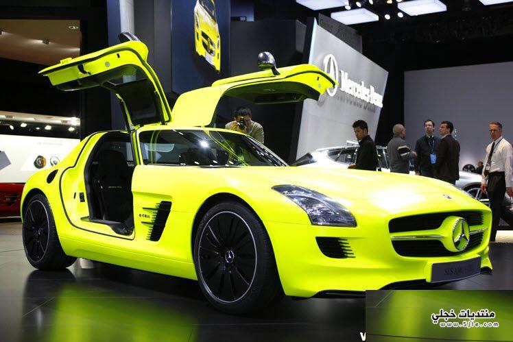 مرسيدس 2014 سيارات معدلة 2014