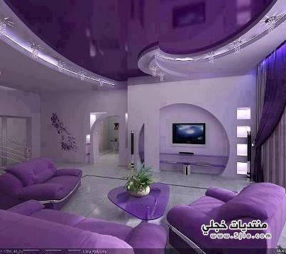 تصميمات راقية للغرف 2013 افخم