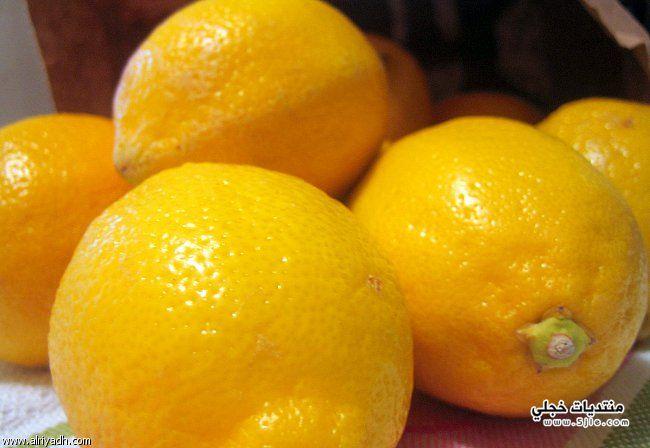 فوائد الليمون 2013 اهمية الليمون