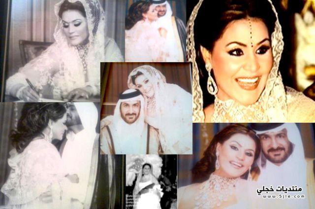زفاف الفنانة الإماراتية أحلام2013 زفاف