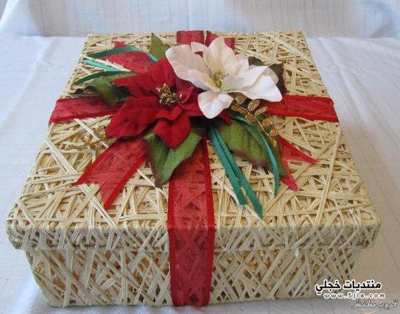 اجدد تغليف الهدايا 2013 ابراز