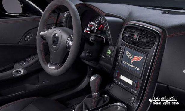سيارة كورفيت جديده 2013 سيارات