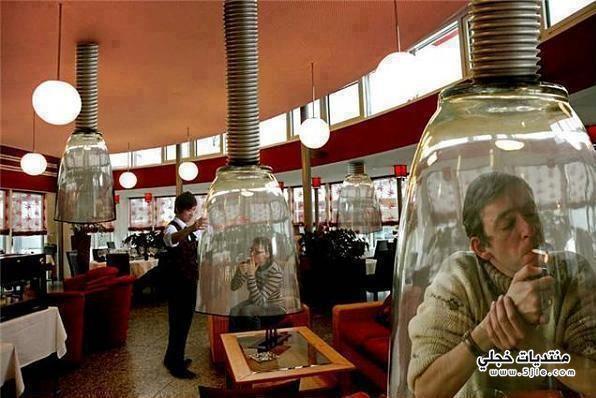 طريقة التدخين اليابان التدخين الاماكن