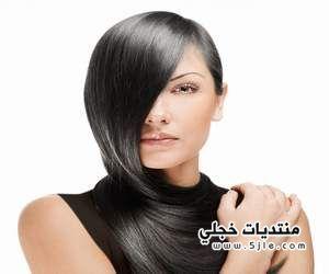 وصفة لعلاج تساقط الشعر 2014