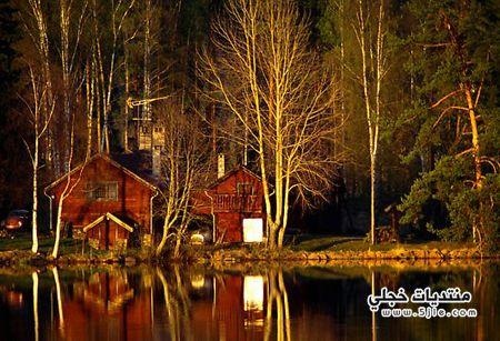 اجمل المناظر السياحية السويد 2014
