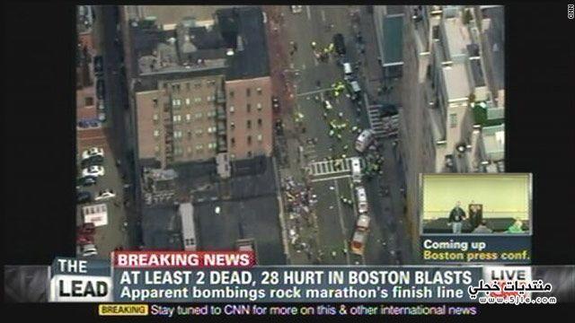 تفجيرات بوسطن اخبار تفجيرات بوسطن
