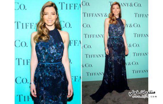 ازياء تيفاني Tiffany فساتين تيفاني