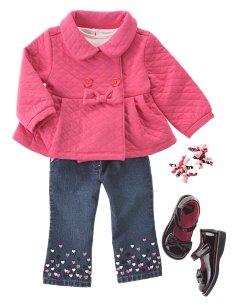 فساتين ملونة للاطفال 2014 فساتين