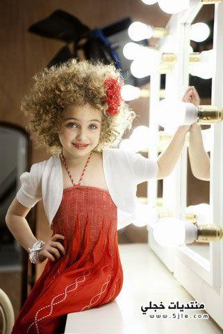 ملابس حلوة للبنات الصغار 2014