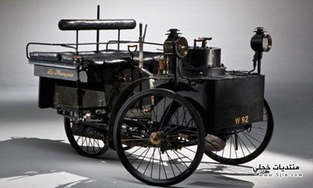 سيارات 2013 اقدم سياره بالعالم