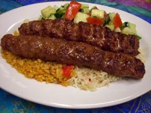 المطبخ العراقى 2013 الكباب العراقى