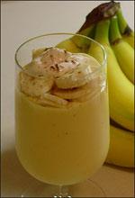 مشروب الموز بالايس كريم 2014