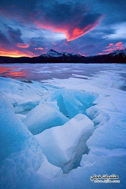 البحيرة المتجمدة 2014 للبحيرة المتجمدة