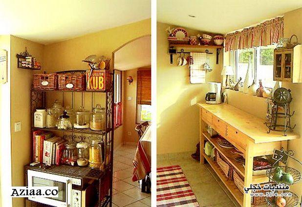 مطابخ منزلية ناعمة 2014 احدث