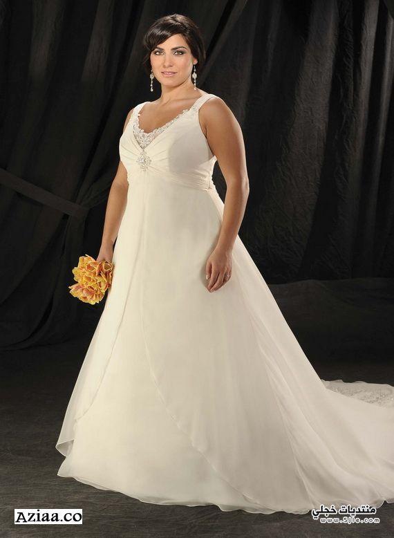 فساتين زفاف جامدة 2014 اروع