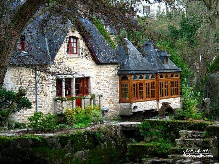 فرنسا والجمال 2013 اجمل قريه