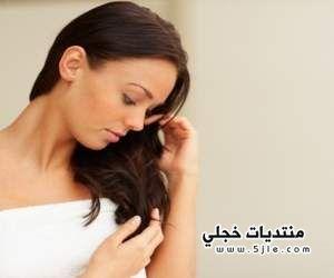 طريقة للقضاء دهون الشعر 2014