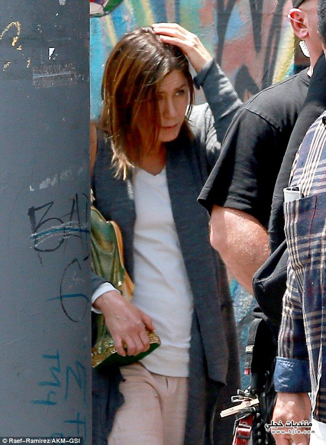 Jennifer Aniston 2015 جينيفر انيستون