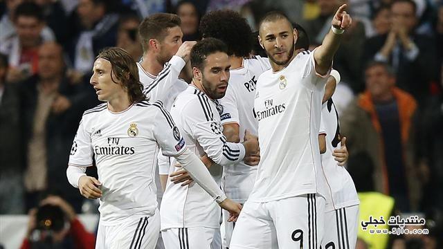 ريال مدريد يفوز بايرن ميونخ